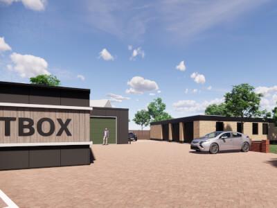 F Geestbox Naaldwijk Wubben.Chan architecten