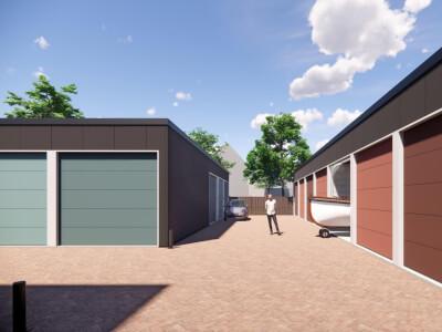 H Geestbox Naaldwijk Wubben.Chan architecten