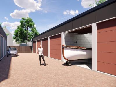 K Geestbox Naaldwijk Wubben.Chan architecten