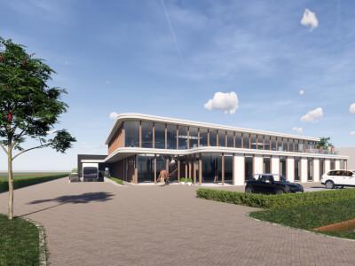 B bedrijfshuisvesting Zuid Holland Wubben.Chan Architecten Large