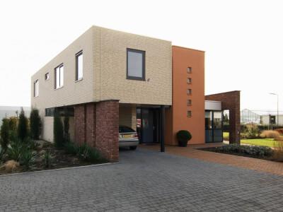 F Vrijstaande woning Hoogweg Wubben.Chan Architecten Zwinkels Architecten