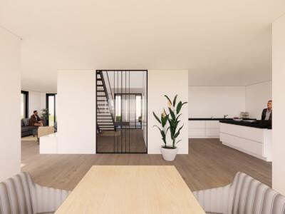 H Vrijstaande woning ontwerp Wubben.Chan architecten Large