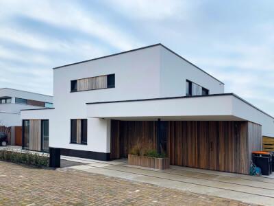 F Gantel de Baak kavel 9 Kleine achterweg 17a Naalwijk Wubben.Chan Archite
