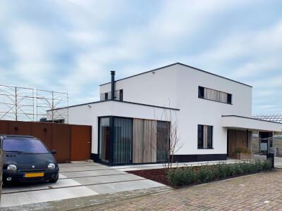 G Gantel de Baak kavel 9 Kleine achterweg 17a Naalwijk Wubben.Chan Archite