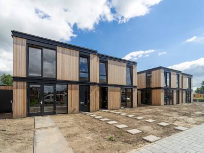 A Cube House starterswoningen Wubben.Chan architecten
