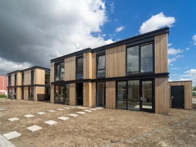 D Cube House starterswoningen Wubben.Chan architecten