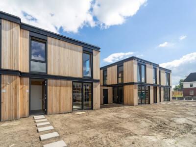 K Cube House starterswoningen Wubben.Chan architecten