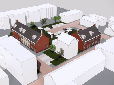 A Nieuwe Thuis Wubben.Chan architecten