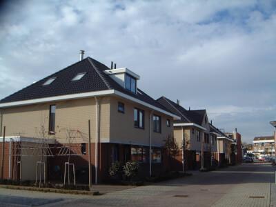 K Oranjewijk De Lier Wubben.Chan Architecten Zwinkels Architecten