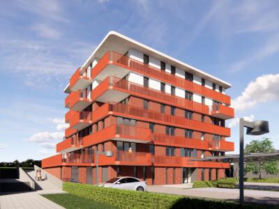 D Parkzoom gewonnen aanbesteding appartementencomplex Wubben.Chan architecten