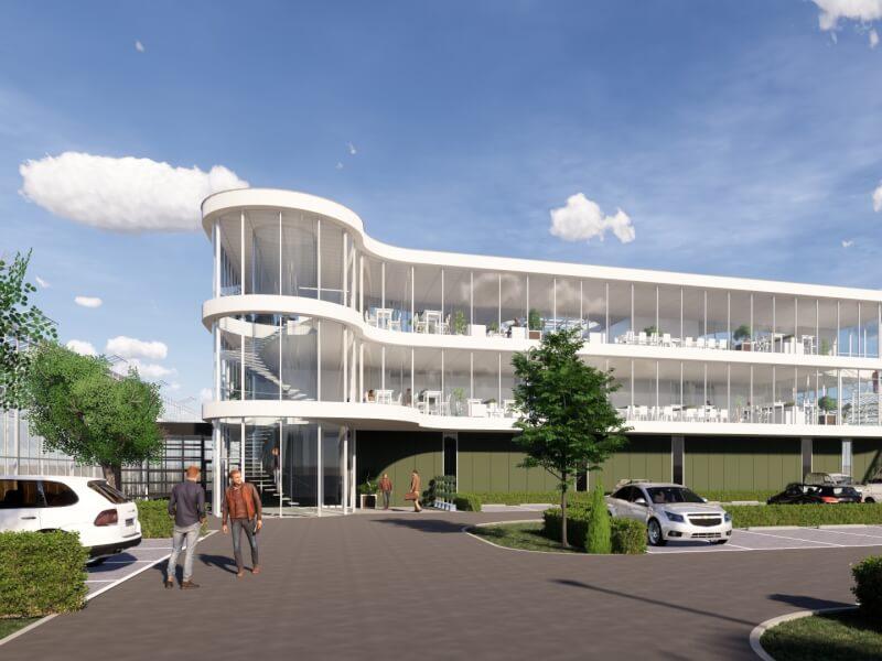 A Venneperweg Burgerveen Wubben.Chan Engineering Large Large