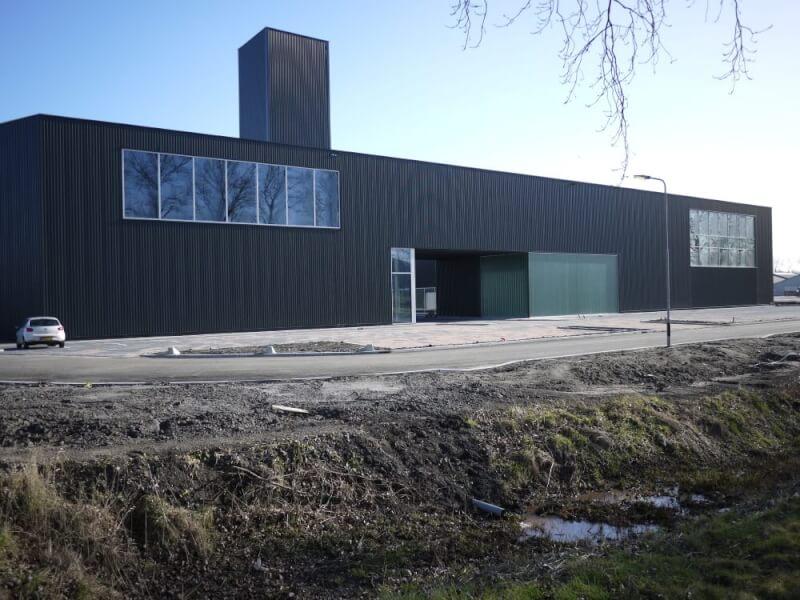 1 Bouwplaza Ypenburg Wubben.Chan Architecten