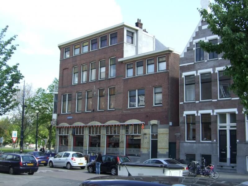 A Nieuwe Binneweg 360 Rotterdam Wubben.Chan Architecten