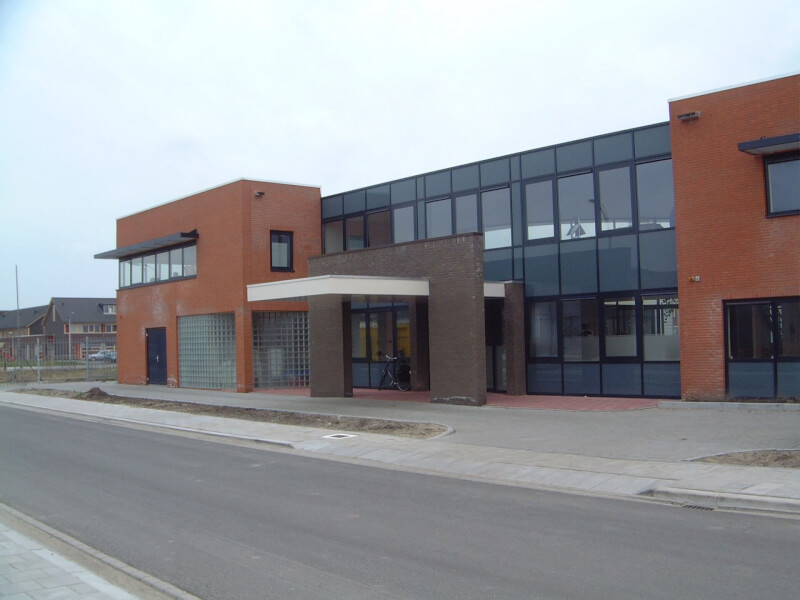 A Activiteitencentrum Nootdorp Wubben.Chan Architecten Zwinkels Architecten