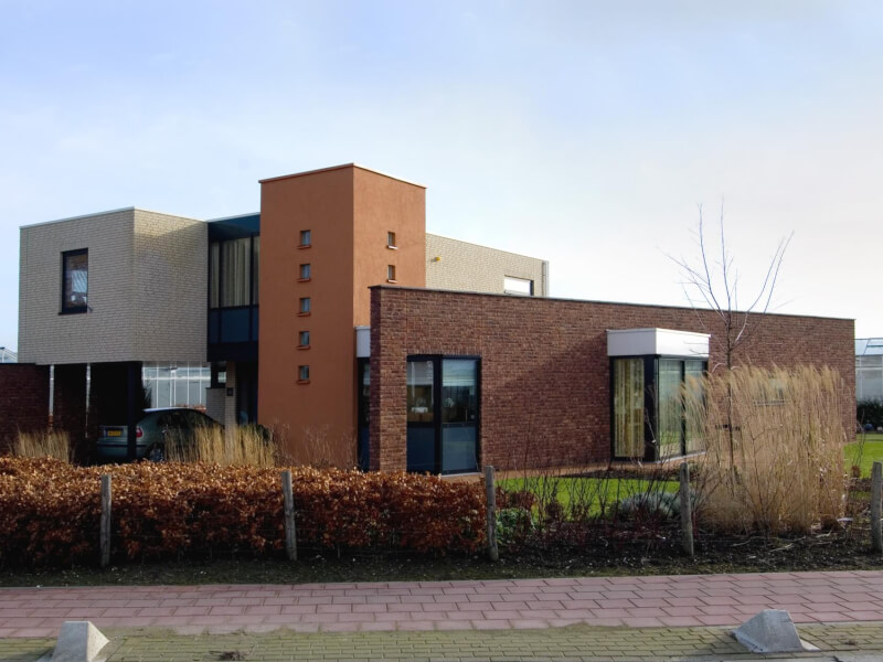 A Vrijstaande woning Hoogweg Wubben.Chan Architecten Zwinkels Architecten