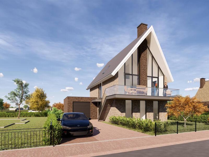 A Dijkwoning 1 IJsselmaere Wubben.Chan Architecten