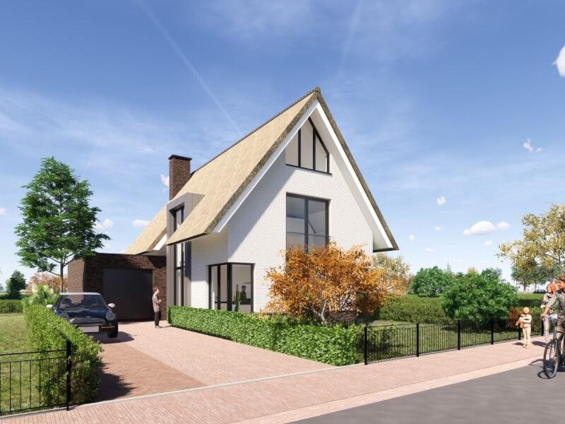 A Dijkwoning 3 IJsselmaere Wubben.Chan architecten nieuwbouw Large