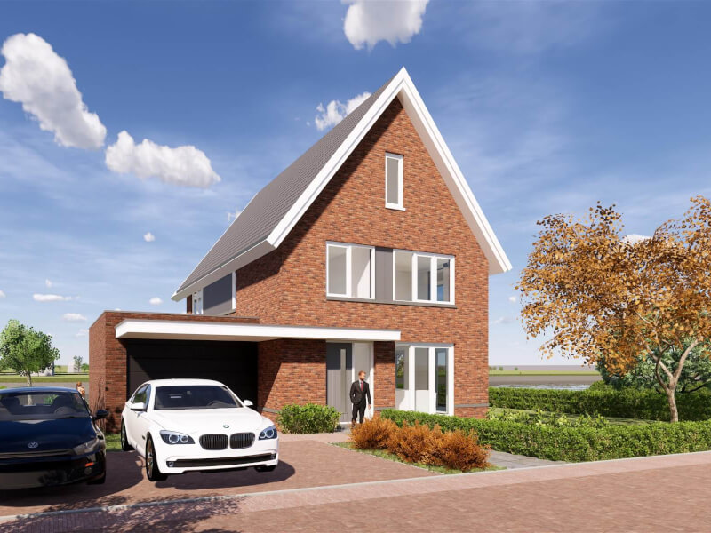A IJsselwoning 2 IJsselmaere Wubben.Chan Architecten