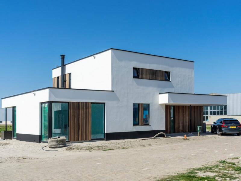 A Gantel de Baak kavel 9 Kleine achterweg 17a Naalwijk Wubben.Chan Architecten