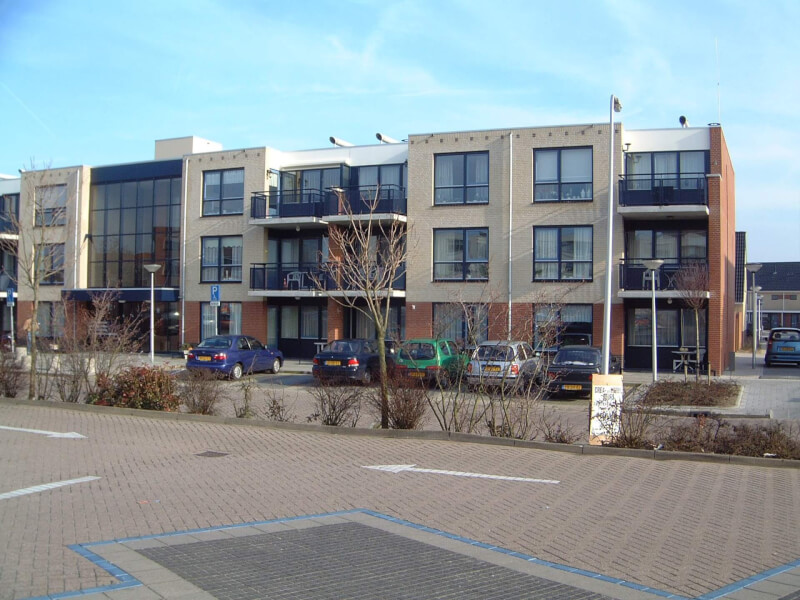 A Oranjewijk De Lier Wubben.Chan Architecten Zwinkels Architecten